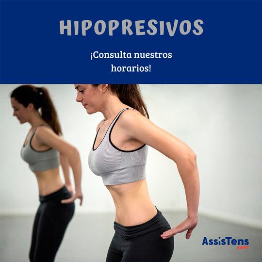 horarios hipopresivos